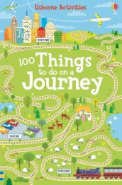 100 things to do on a journey av Rebecca Gilpin (Heftet)