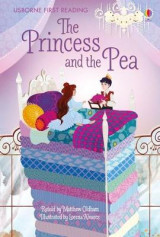 Omslag - Princess and the Pea