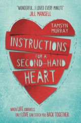 Omslag - Instructions for a Second-Hand Heart