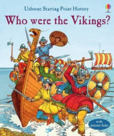 Omslag - Who were the vikings?