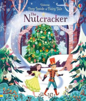Peep Inside A Fairy Tale The Nutcracker av Anna Milbourne (Kartonert)