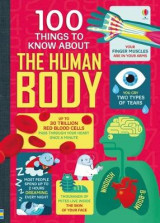 Omslag - 100 Things to Know About the Human Body