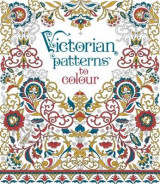 Omslag - Victorian Patterns to Colour