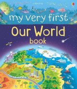 Omslag - My Very First Our World Book