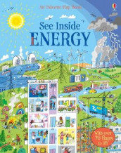 See Inside Energy av Alice James (Pappbok)