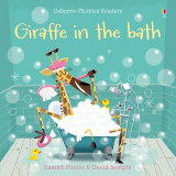 Omslag - Giraffe in the Bath