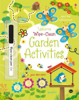 Omslag - Wipe-Clean Garden Activities