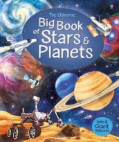Big Book of Stars and Planets av Emily Bone (Innbundet)