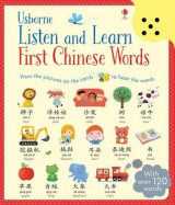 Omslag - Listen and Learn First Chinese Words