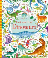 Omslag - Look and Find Dinosaurs