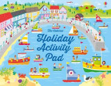 Omslag - Holiday Activity Pad