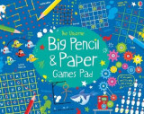 Omslag - Big Pencil and Paper Games Pad