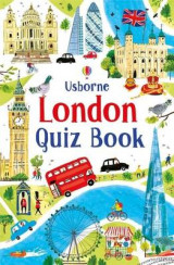 Omslag - London Quiz Book