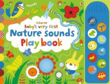 Omslag - Baby's Very First Nature Sounds Playbook