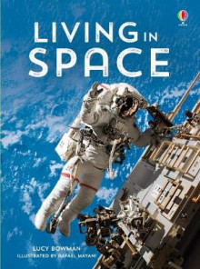 Living in Space av Lucy Bowman og Abigail Wheatley (Innbundet)