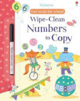Omslag - Wipe-Clean Numbers to Copy