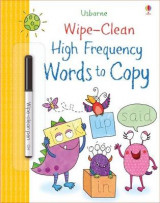 Omslag - Wipe-Clean High-Frequency Words to Copy