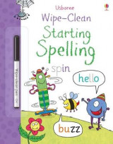 Omslag - Wipe-Clean Starting Spelling