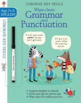 Omslag - Wipe-Clean Grammar & Punctuation 7-8