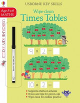 Omslag - Wipe-Clean Times Tables 5-6