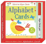 Omslag - Wipe-Clean Alphabet Cards