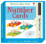 Omslag - Wipe-Clean Number Cards