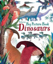 Big Picture Book of Dinosaurs av Laura Cowan (Innbundet)