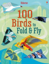 Omslag - 100 Birds to Fold and Fly