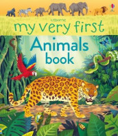 My Very First Animals Book av Alice James (Pappbok)