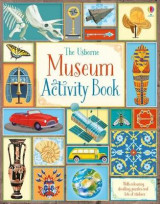 Omslag - Museum Activity Book