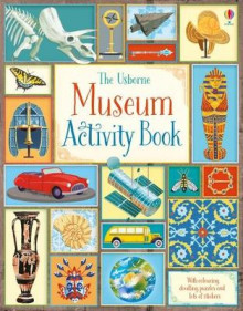 Museum Activity Book av Various (Heftet)
