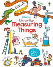 Lift-The-Flap Measuring Things av Rosie Hore (Kartonert)