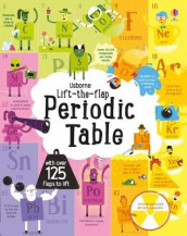 Lift-The-Flap Periodic Table av Alice James (Pappbok)