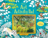 Omslag - Art Activity Pad