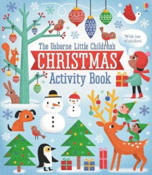 Little Children's Christmas Activity Book av James Maclaine (Heftet)