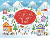 Omslag - Christmas Activity Pad