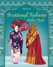 Traditional Fashions Sticker Book av Emily Bone (Heftet)
