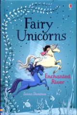 Omslag - Fairy Unicorns 4 - Enchanted River