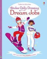 Omslag - Sticker Dolly Dressing Dream Jobs