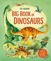 Big Book of Dinosaurs av Alex Frith (Innbundet)