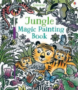 Omslag - Jungle Magic Painting Book