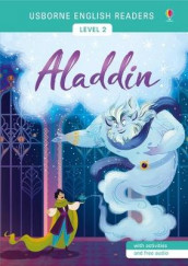 Usborne English Readers Level 2: Aladdin av Laura Cowan (Heftet)