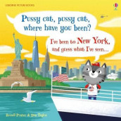 Pussy Cat, Pussy Cat, Where Have You Been? I've Been to New York and Guess What I've Seen... av Russell Punter (Innbundet)