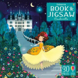 Omslag - An Usborne Jigsaw with a Picture Book Cinderella