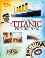 Omslag - Titanic Picture Book
