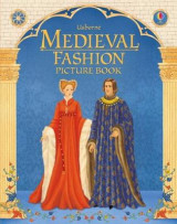 Omslag - Medieval Fashion Picture Book