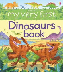 My Very First Dinosaurs Book av Alex Frith (Innbundet)