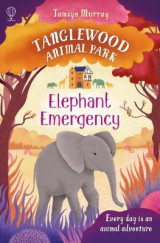 Omslag - TangleWood Animal Park (3): Elephant Emergency