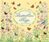 Omslag - Rub-Down Transfer Book Butterflies and Bugs