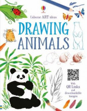 Drawing Animals av Anna Milbourne (Heftet)